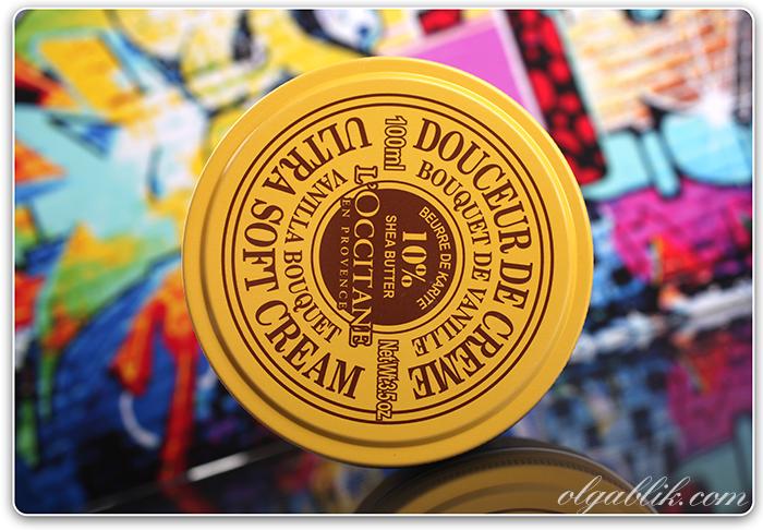 Крем для тела L'occitane Ultra Soft Cream