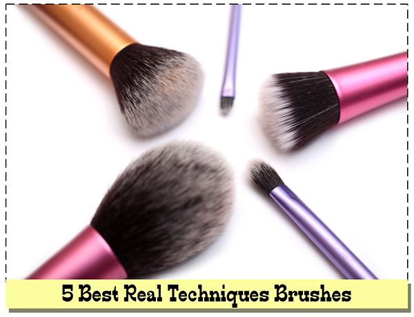 5 Best Real Techniques Brushes, Кисти Real Techniques Brushes Review, Photos, Отзывы, фото