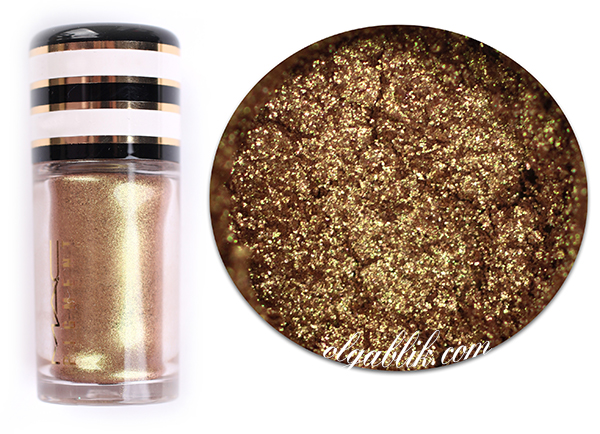 Рассыпчатые тени MAC cosmetics Glitter