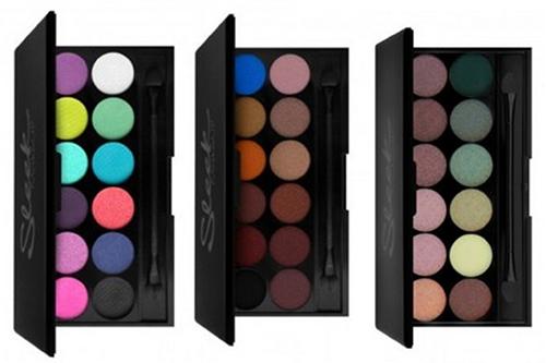 Палетки теней Sleek MakeUP Eyeshadow Palette