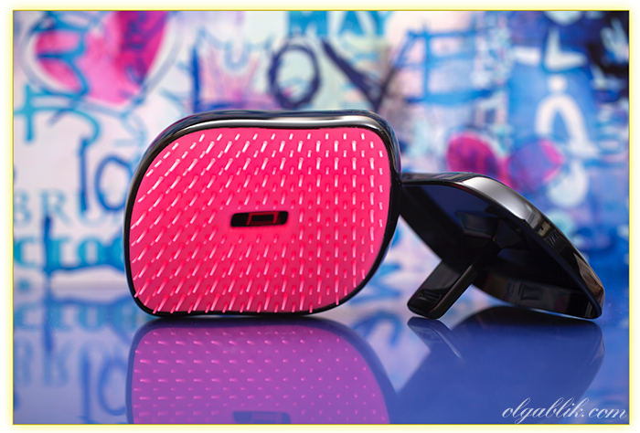 f8947aa2030f Расческа Tangle Teezer Compact Styler. История создания. - Olga Blik