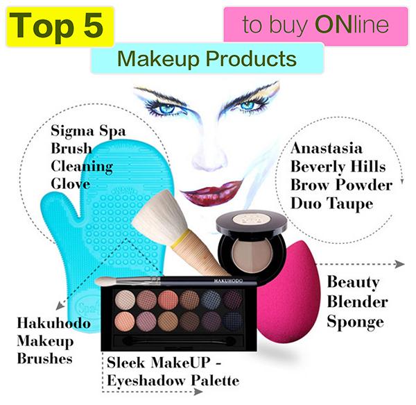 Что купить в интернет-магазине декоративной косметики