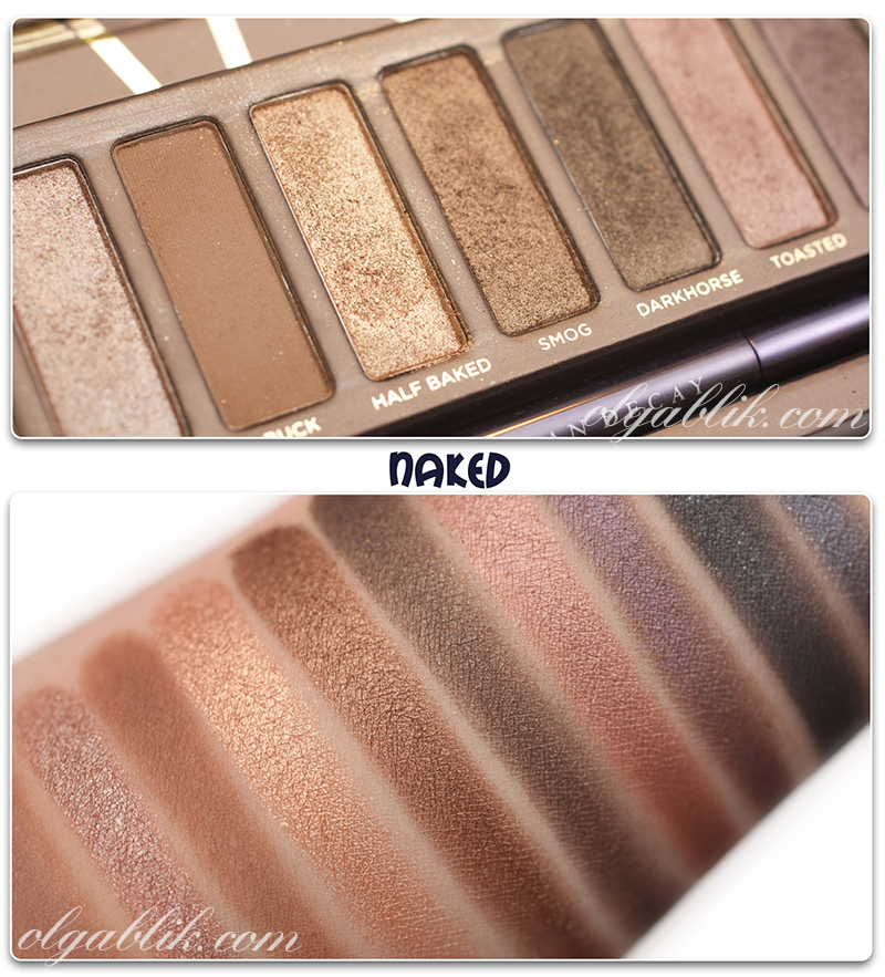 urban decay naked palette review photos swatches, отзывы, фото, свочти, Review, Photos, Swatches
