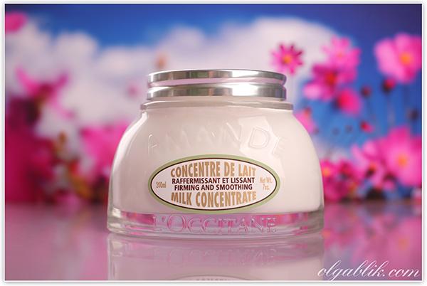 Молочко для тела L'Occitane Amande Firming & Smoothing Milk Concentrate