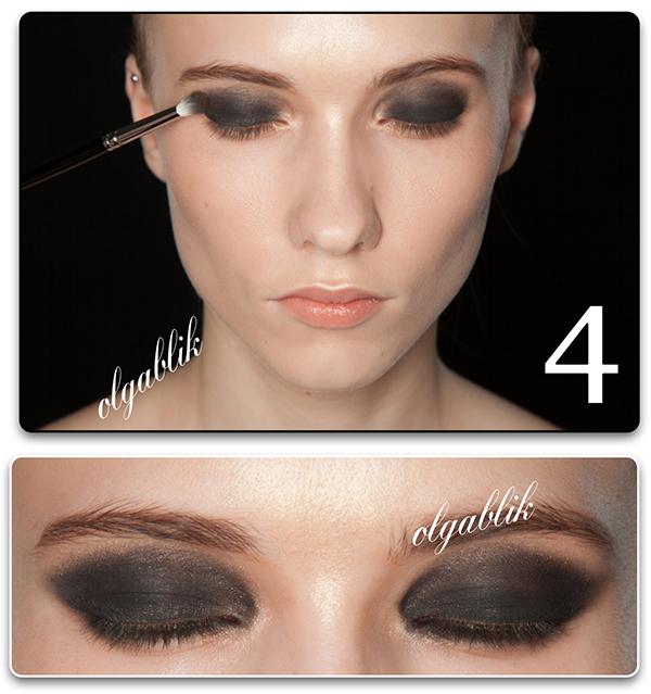 Пошаговый урок макияжа