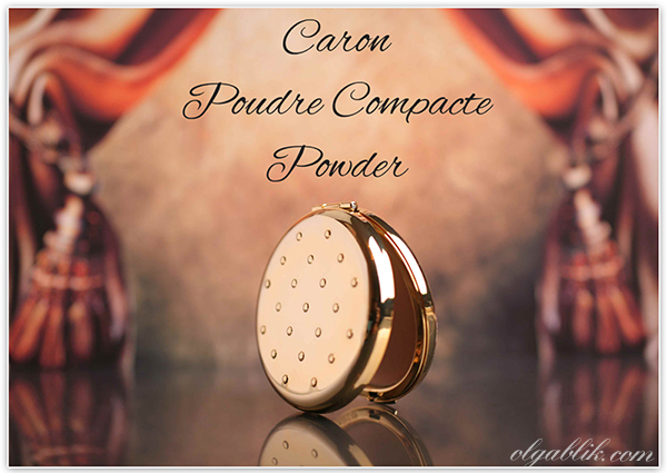 Caron Poudre Compacte Powder