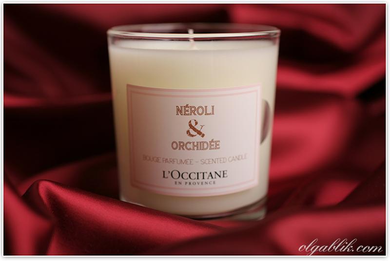 Коллекция L'Occitane Нероли и Орхидея