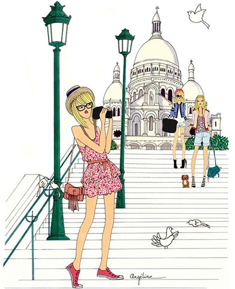 Мифы о Париже