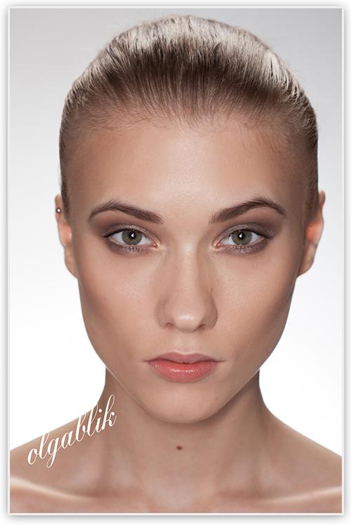 Как сделать макияж для серых глаз на каждый день