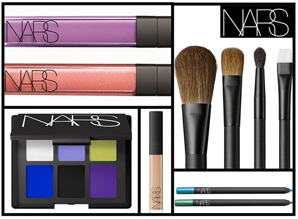 Nars Cosmetics история бренда