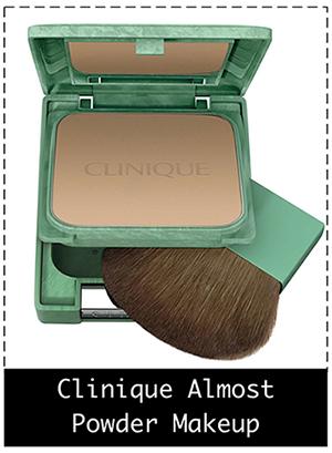 Clinique Almost Powder Makeup, пудра Clinique Almost Powder Makeup #02 Neutral Fair, Отзывы, Фото