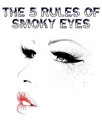 Makeup Smoky Eyes, Макияж Смоки Айс, пошагово, уроки, фото, инструкция