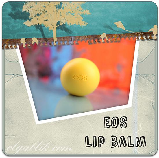 Бальзам для губ EOS Lip Balm
