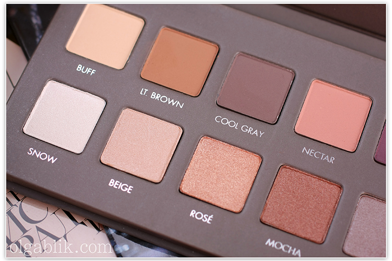 LORAC Pro Palette 2 Eyeshadow - отзывы на палетку теней
