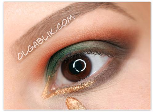 Lit Cosmetics Glitter tutorial, Пошаговый макияж, Новогодний, Праздничный макияж глаз, Фото, Инструкция, Пошагово