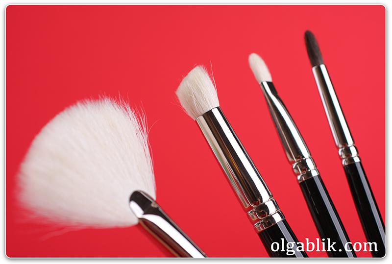 Кисти для макияжа Хакуходо
