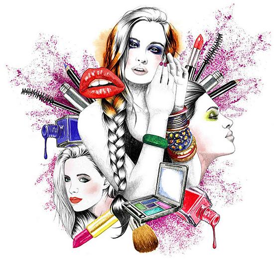 Какие косметические марки вы бы хотели увидеть в бьюти-блоге