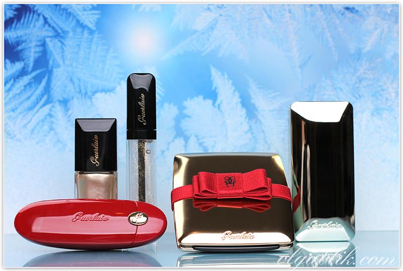 Guerlain Holiday 2014 A Night at the Opera, Review, Photos. Рождественская коллекция макияжа Герлен 2014-2015. Фото, Отзывы