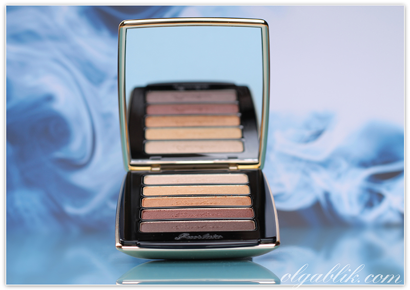 Guerlain Petrouchka Palette For Eyes Blush, Reviews, Photos, Swatches, Отзывы, Фото, Герлен, Тени, Петрушка, Румяна