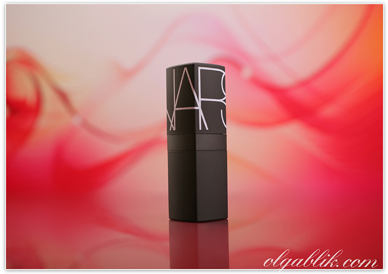 NARS Sheer Lipstick Gipsy, Красная помада, Фото, Отзывы, Свотчи, Review, Photos, Swatches