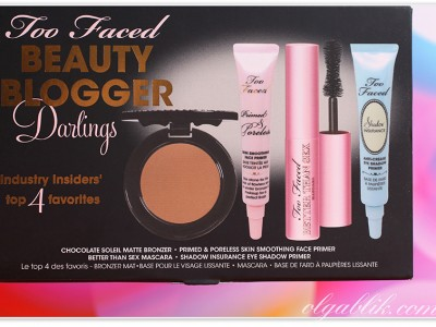 Too Faced Beauty Blogger Darlings Set.