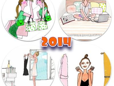 Итоги года. Вспоминаем лучшие моменты блога.