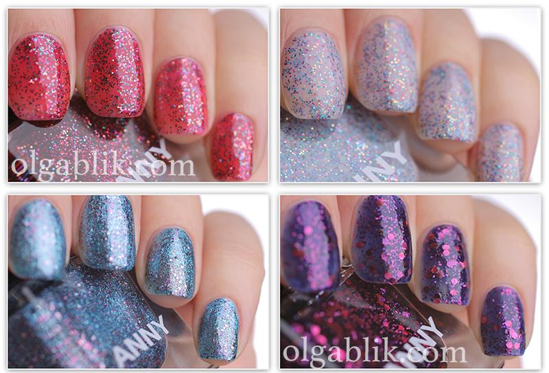 ANNY - Glittery New Year, лак для ногтей, отзывы, фото