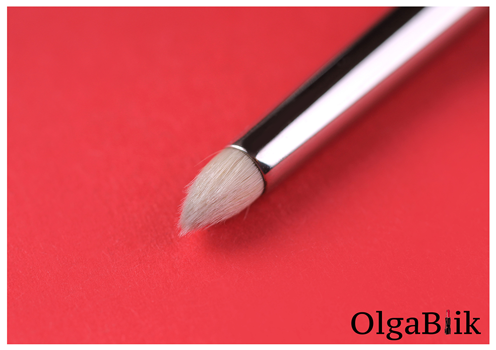 MAC Cosmetics 219 Pencil Brush, pencil brush reviews photos, Кисти для растушевки теней, MAC, Hakuhodo, Zoeva, Sigma, Фото, Отзывы