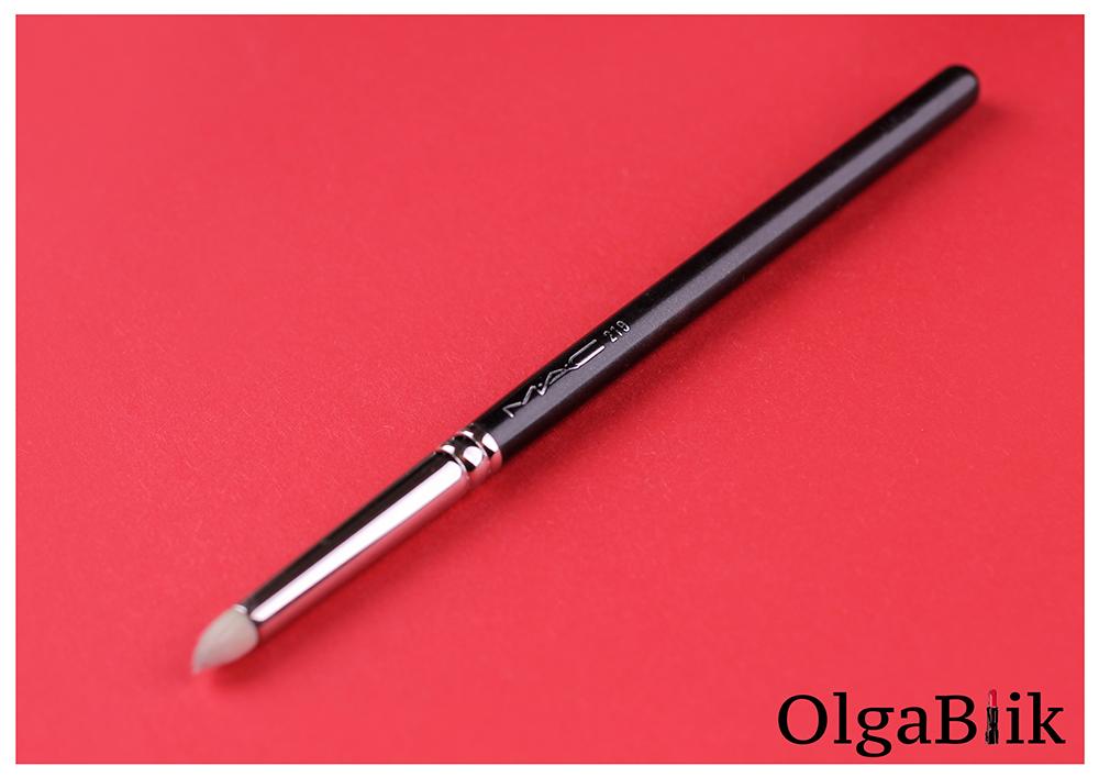 Кисть-карандаш MAC Cosmetics219 Pencil Brush
