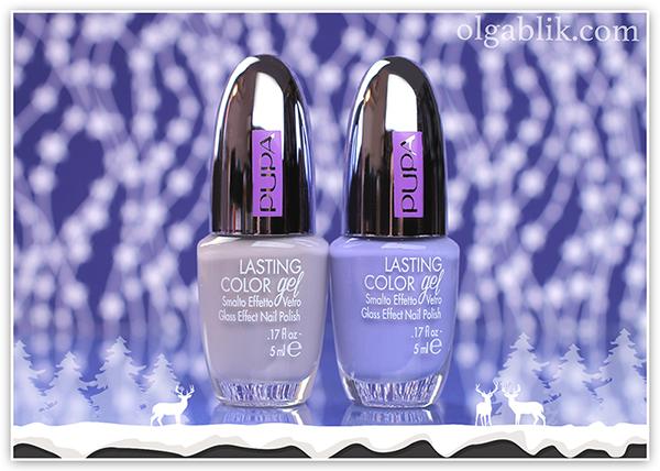 PUPA Snow Queen Christmas 2014 Collection: лаки для ногтей ...