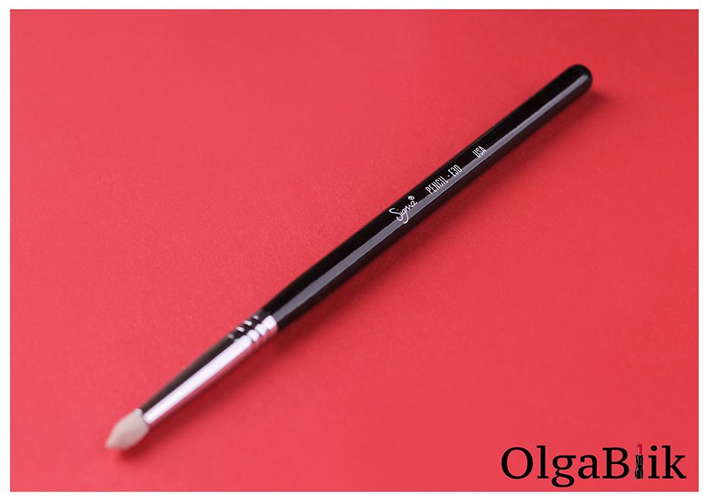 Кисть- карандаш Sigma Beauty Pencil E30