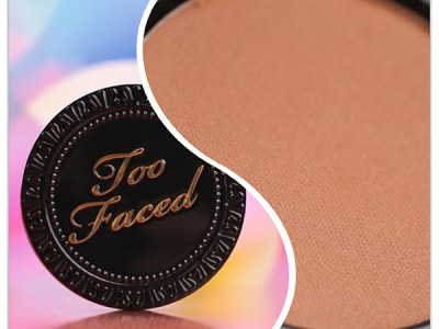 Бронзер: Too Faced — Chocolate Soleil