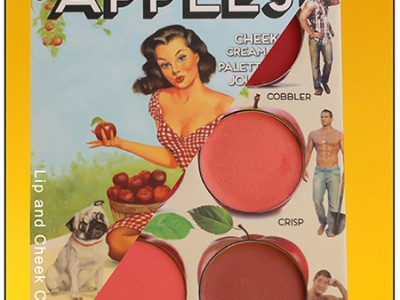 theBalm cosmetics: палетка How 'Bout Them Apples?