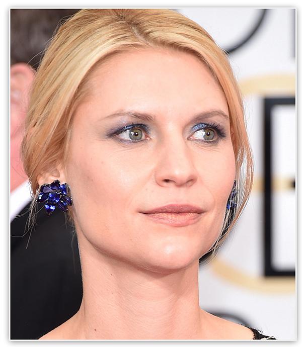 Golden Globe Awards Makeup, Секреты макияжа звезд, фото, вблизи