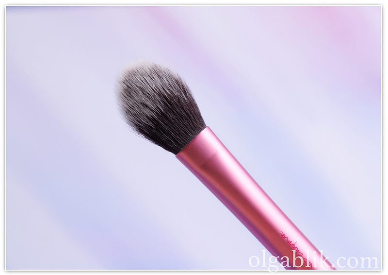 Real Techniques Setting Brush, кисть для макияжа лица, отзывы, фото