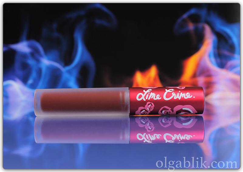 Lime Crime Velvetine Liquid Lipstick