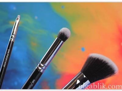 ZOEVA Professional Makeup Brushes: 128, 142, 310