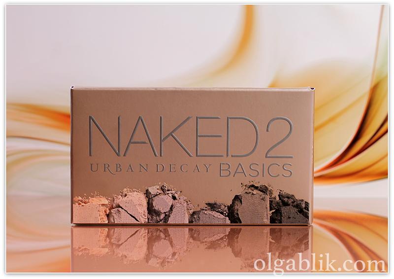 Urban Decay Naked 2 Basics - отзывы