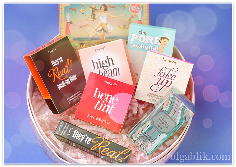Glambox Benefit Cosmetics, Состав, Бенефит, Косметика
