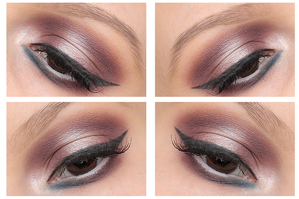 Make Up Store Cake Eyeliner, Отзывы, Фото, Сухая подводка, Reviews, Photos, Swatches