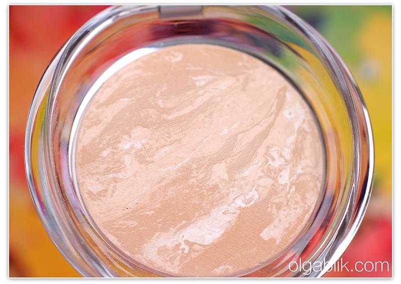 Pupa Luminys Baked Face Powder2
