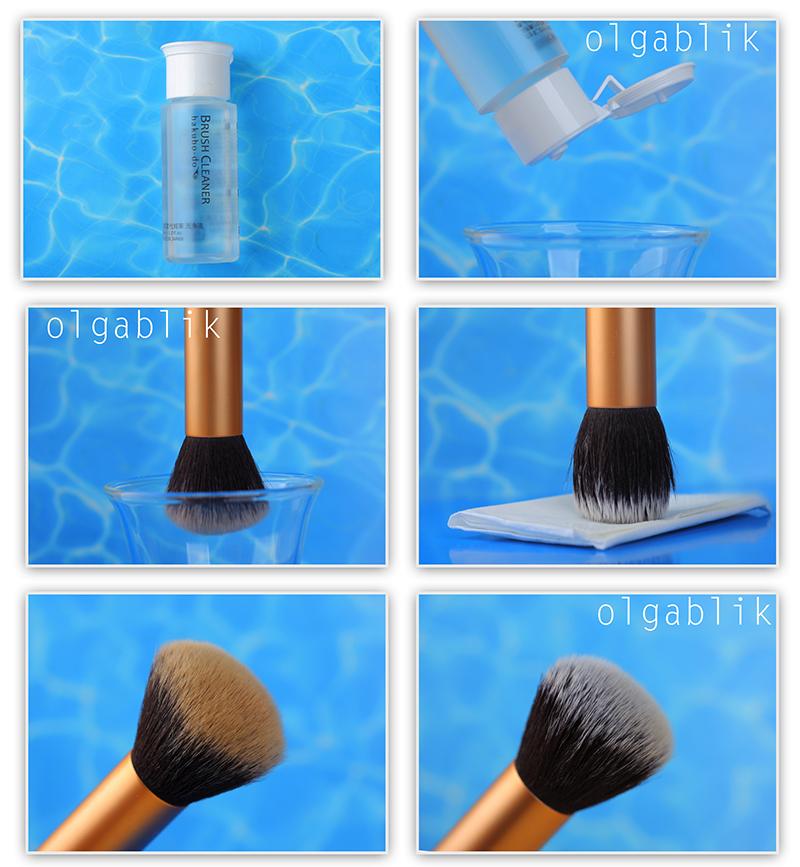 Жидкость для мытья кистей Hakuhodo Brush Cleanser