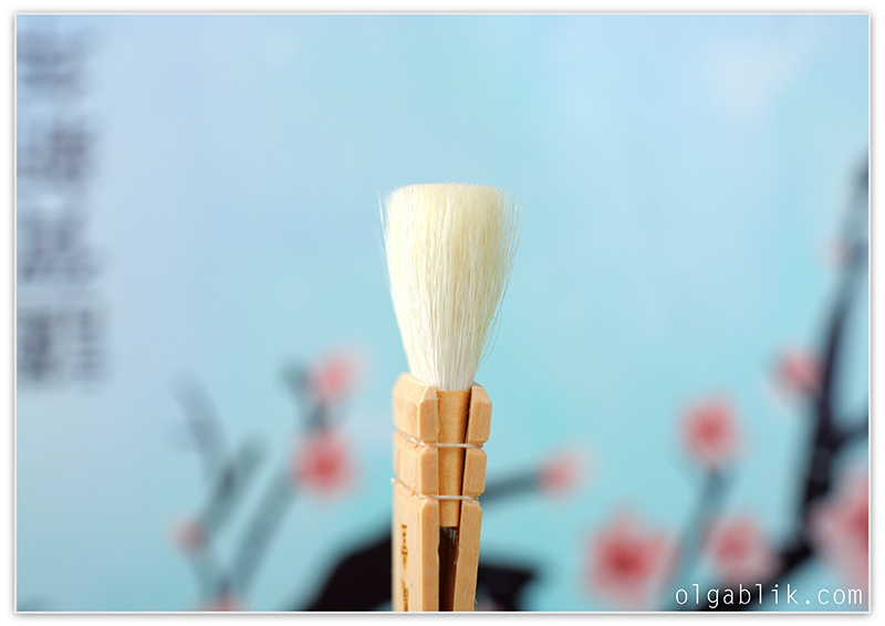 Hakuhodo Itabake 25 Small Brush