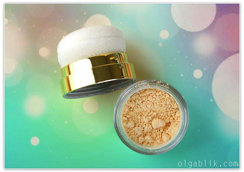 Пудра для лица Hakuichi Kinka Gold Powder