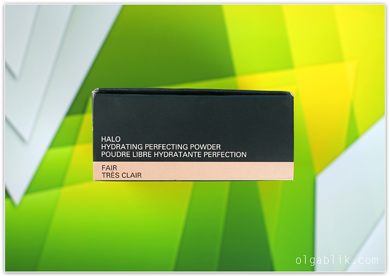 Smashbox Halo Hydrating Perfecting Powder, Рассыпчатая пудра для закрепления макияжа и сухой кожи, Отзывы, Фото, Свотчи, Reviews, Photos, Swatches