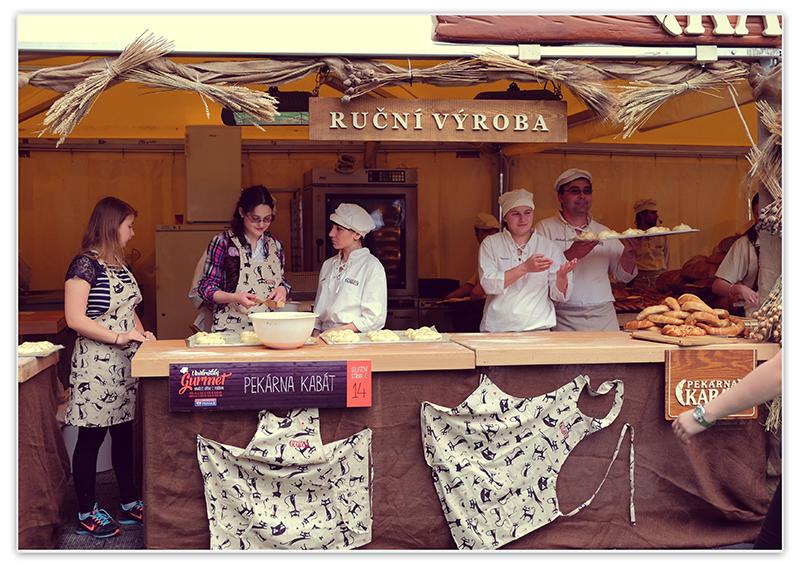 Фермерские рынки Праги