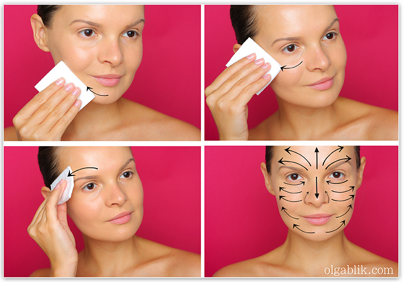 Как правильно очистить кожу макияж