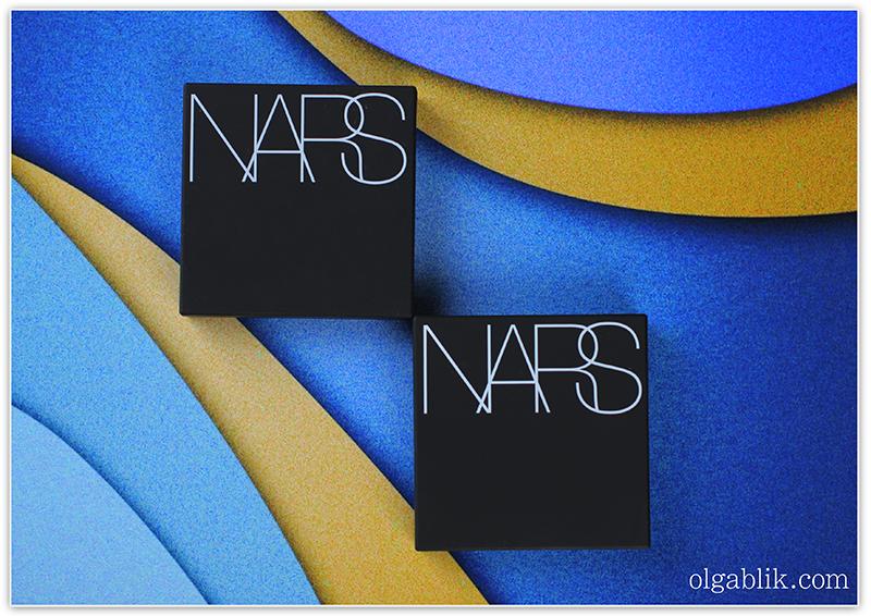 Двойные румяна NARS Dual Intensity Blush