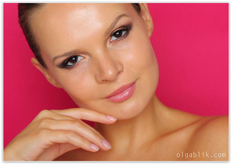 lorac smokey eye tutorial, смоки айс для карих глаз, пошаговый макияж, step by step