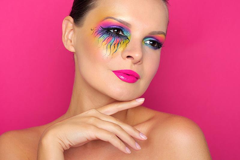 Креативный макияж глаз. Фотографии.: http://olgablik.com/2015/08/01/creative-makeup-4/